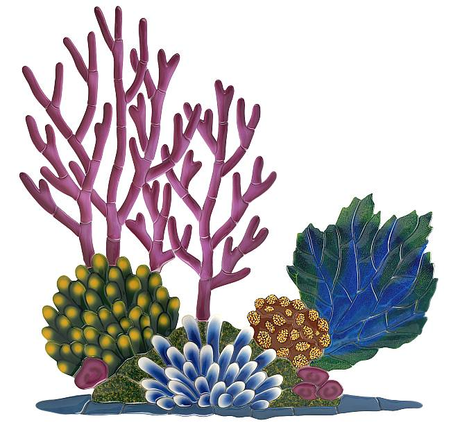 Coral Reef Clip Art Clipart Free Clipart