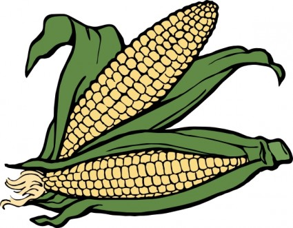 Corn Clip Art Free Vector In Open Office Drawing