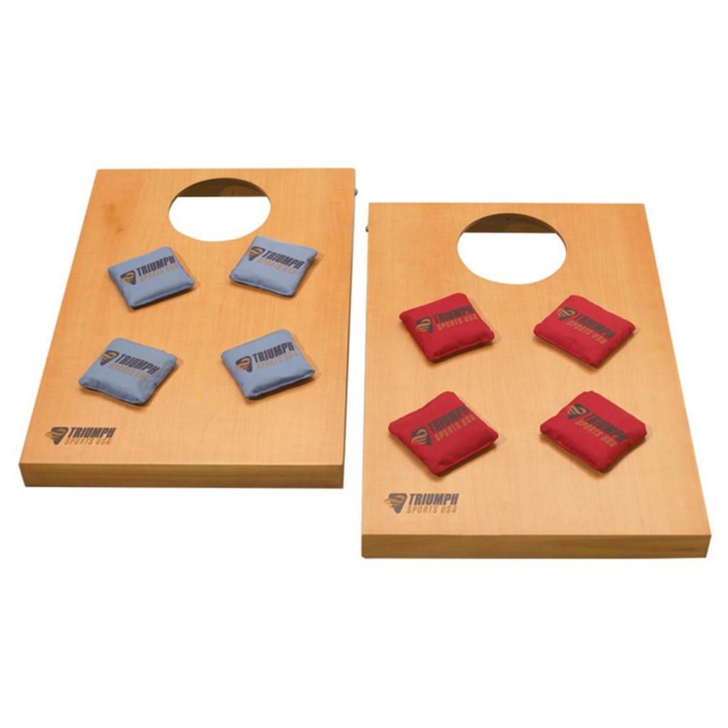 Cornhole Black And White Clipart
