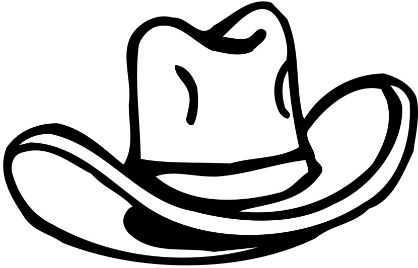 Cowboy Hat Clipart - Clipartion.com