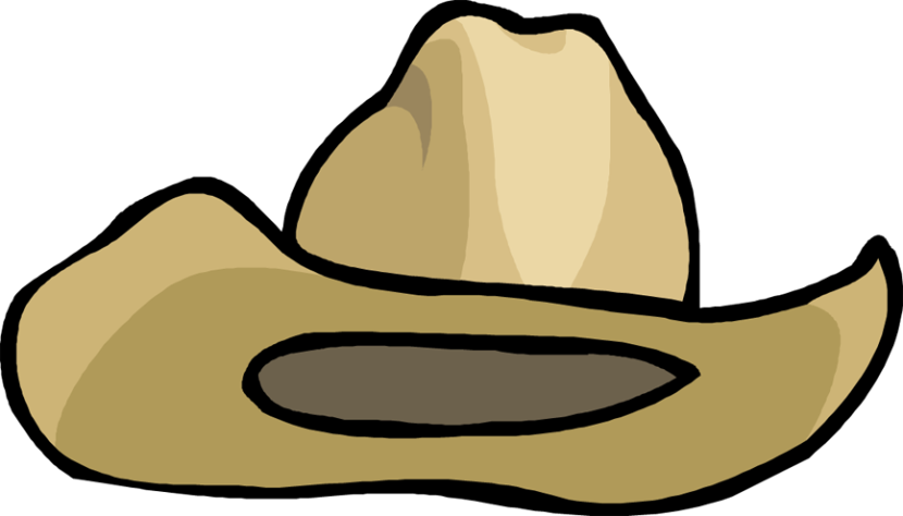 Best Cowboy Hat Clipart #16013 - Clipartion.com