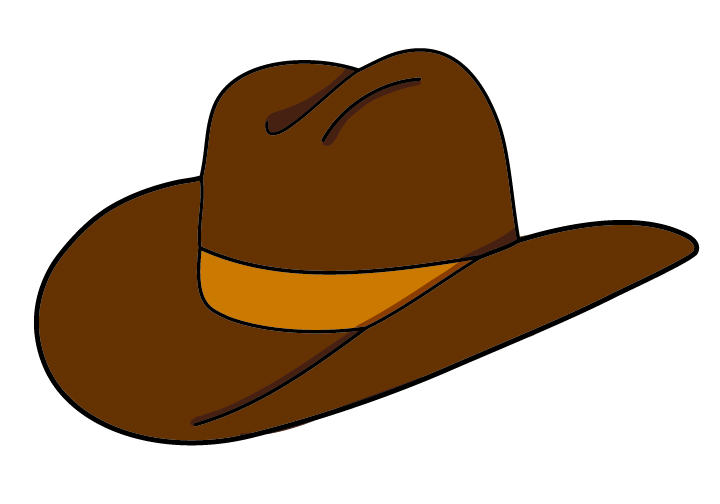 Cowboy Hat Clip Art Free Download Free Clipart