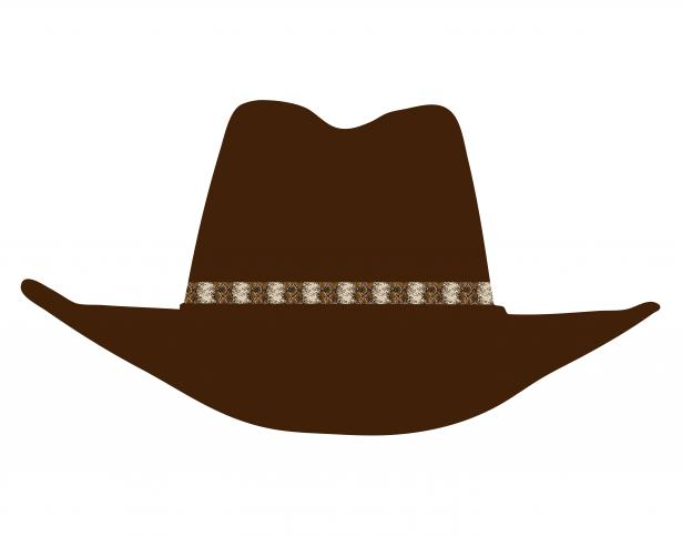 Cowboy Hat Clip Art Free Stock Photo Public Domain Pictures