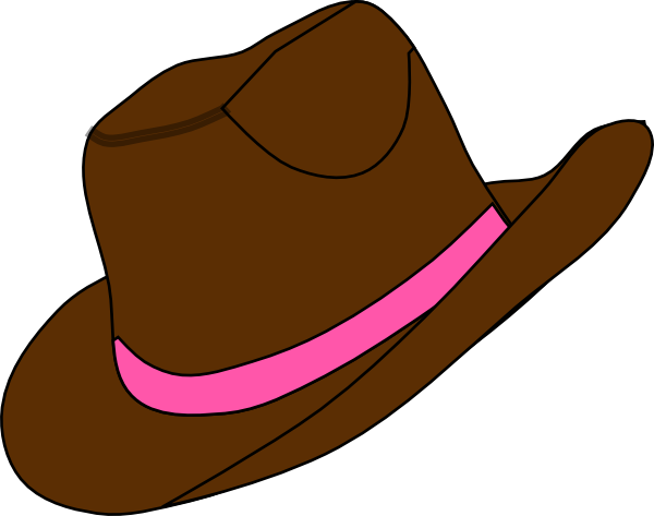 Cowgirl Boots And Hat Clipart Free Clip Art Images