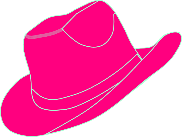 Cowgirl Hat And Boot Clipart Free Clip Art Images
