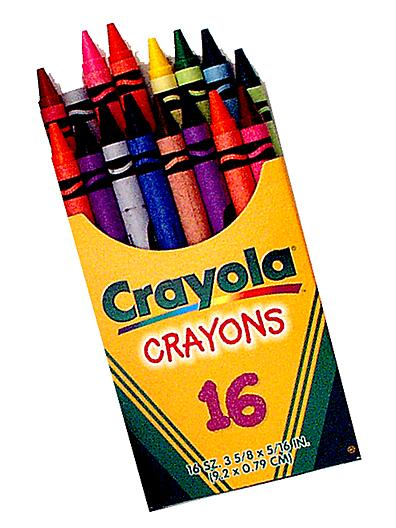 Crayola Crayon Box Colors Clipart Free Clip Art Images