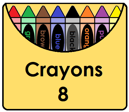 Crayola Crayons Box Free Clipart Images