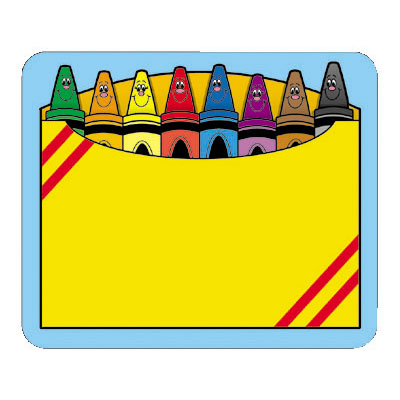 Best Crayon Box Clip Art #21434 - Clipartion.com