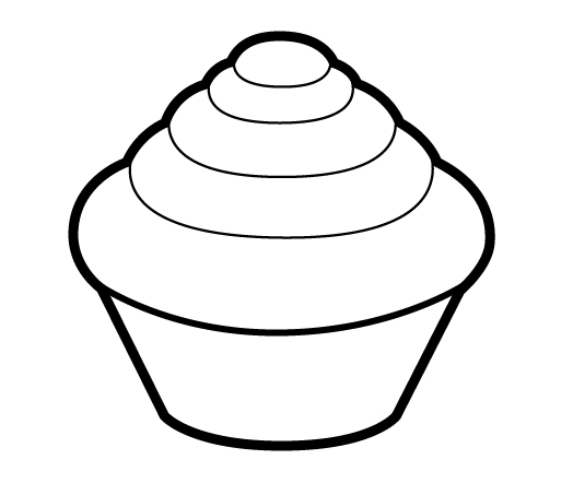 Create A Tasty Cupcake Icon In Adobe Illustrator Tuts Design
