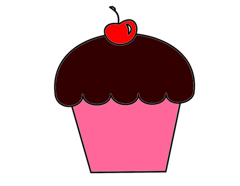 Cupcake Cartoon
