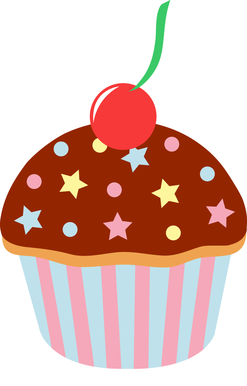 Cupcake Cartoon Images