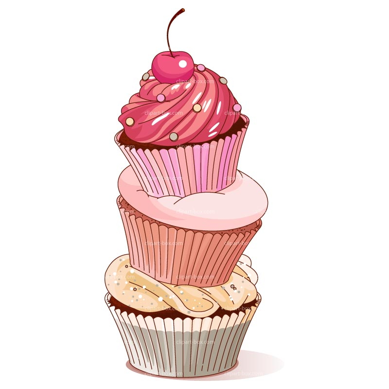 Cupcake Clipart Free Clip Art Images