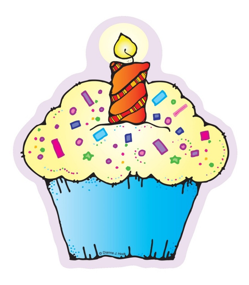 Cupcakes On Pinterest Clip Art Cupcake And Cartoon Cupcakes