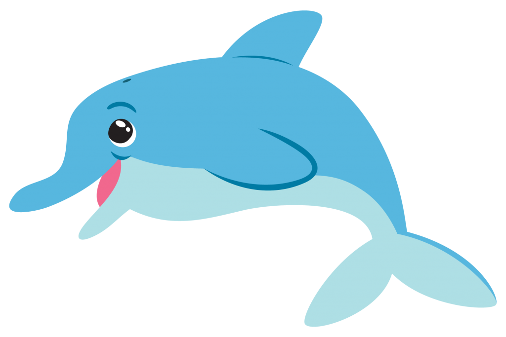 Cute Baby Dolphin Clipart Free Clipart Images