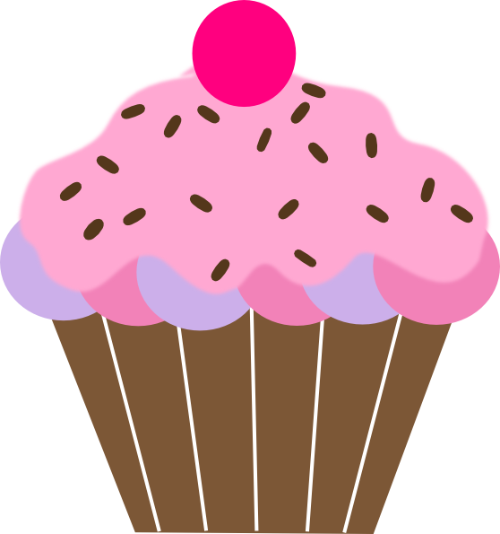 Best Cupcake Clipart 21813 Clipartion Com