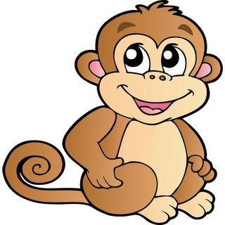 Cute Cartoon Monkeys Monkeys Cartoon Clip Art Cartoon Images
