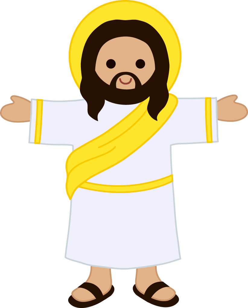 Cute Clip Art Of Jesus Christ Free Clip Art