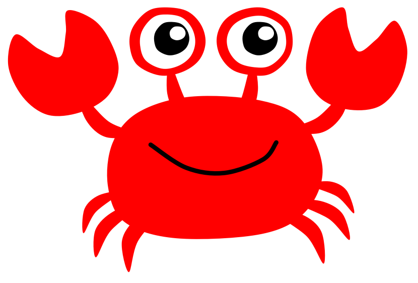 Cute Crab Clipart Free Clipart Images