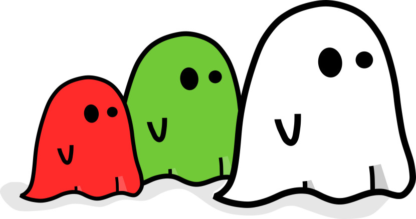 Cute Halloween Ghost Clipart Halloweenfunky Com
