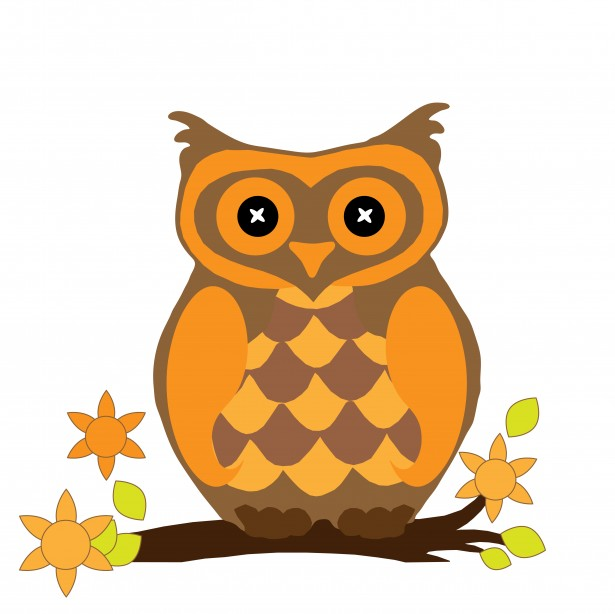 Cute Halloween Owl Clip Art Free Clipart Images