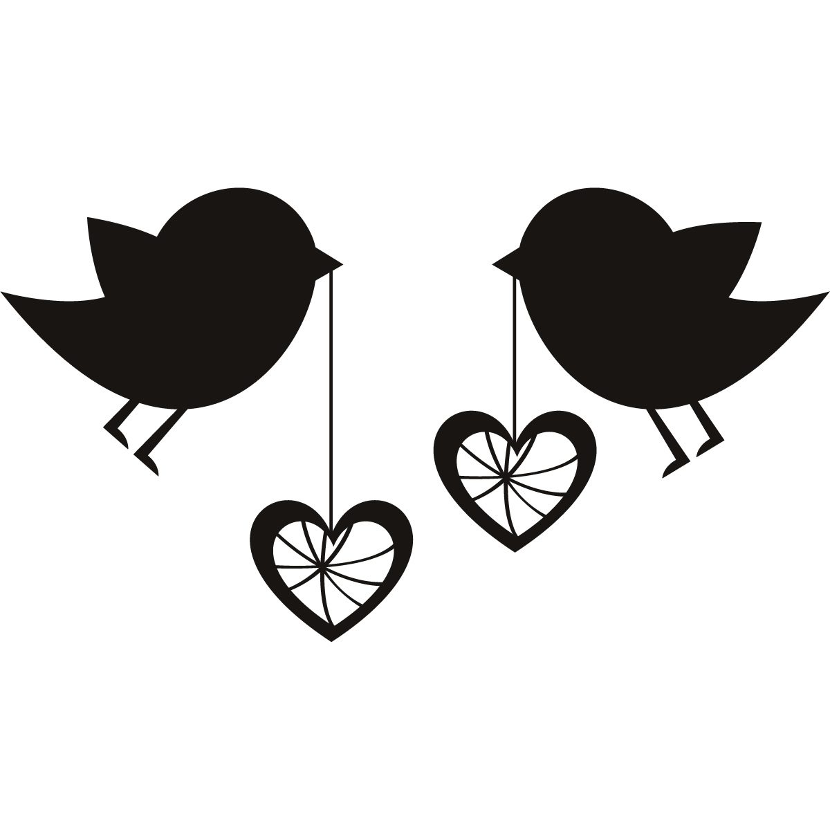Best Love Birds Clipart #17845 - Clipartion.com