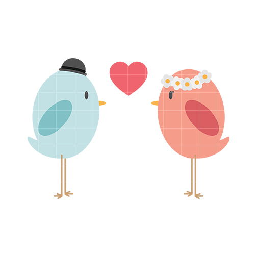 Cute Love Birds Clipart Free Clipart Images