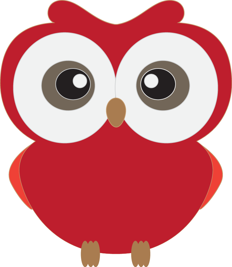 Cute Owl Clipart Owl Clip Art Elements Personal And Commercial