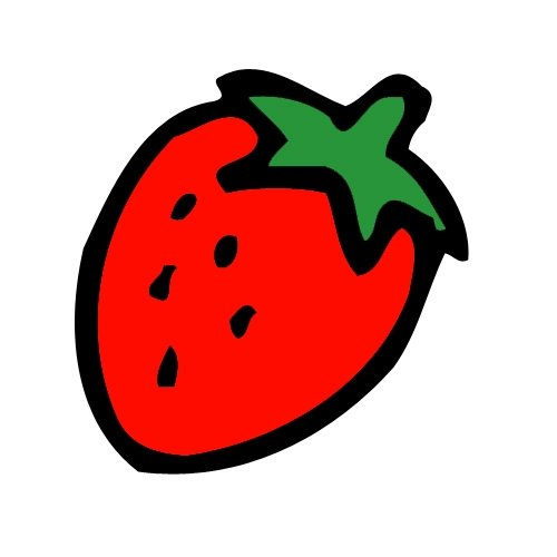Cute Strawberry Clipart Gallery