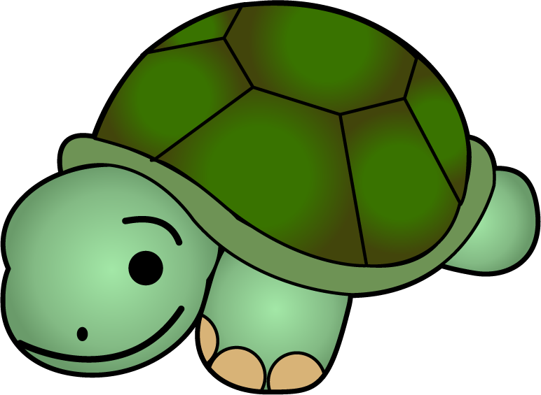Cute Turtle Clipart Free Clipart Images