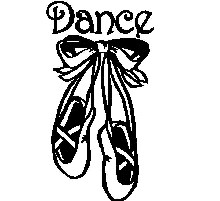 Dance Slippers Clipart