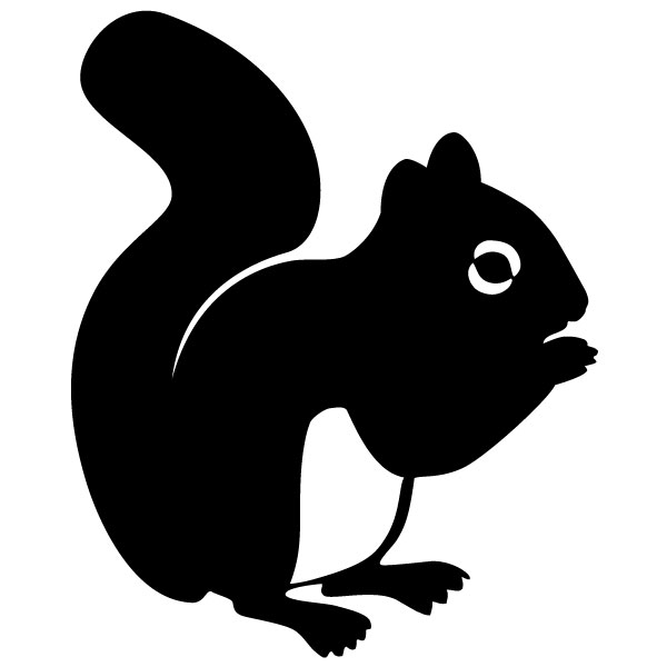 Day Squirrel Icon Christy Presler