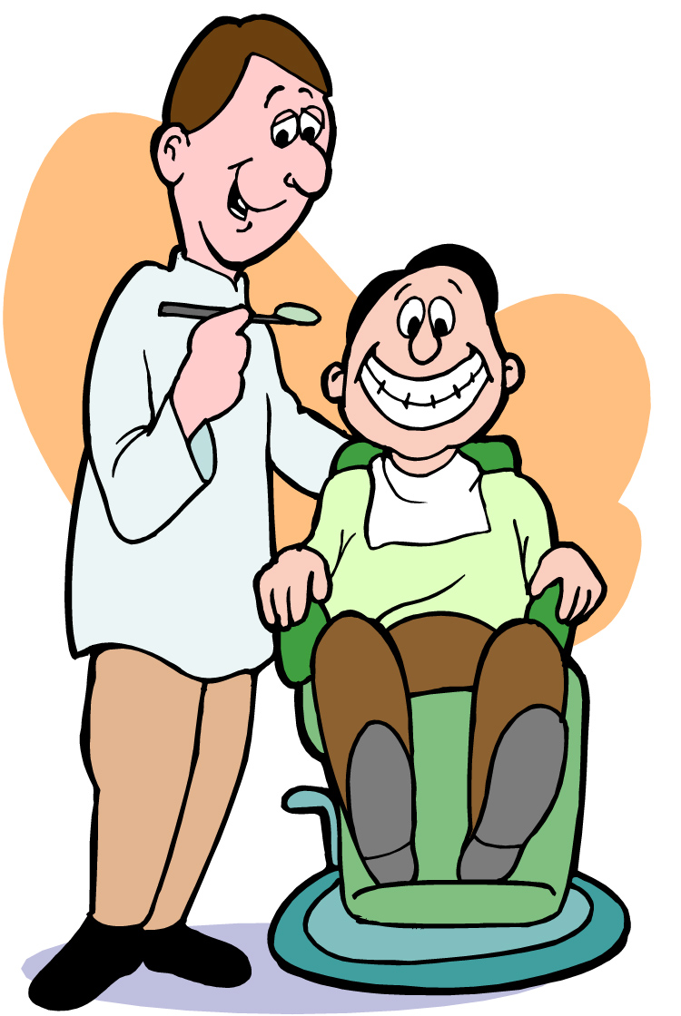 Dentist Clip Art Funny Free Clipart Images