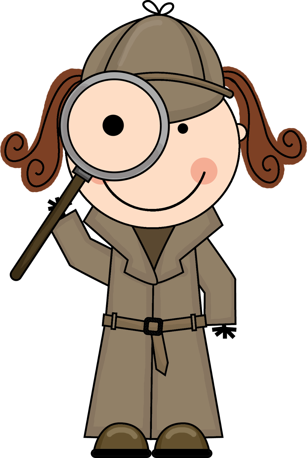 Detective Clipart Free Free Clipart Images