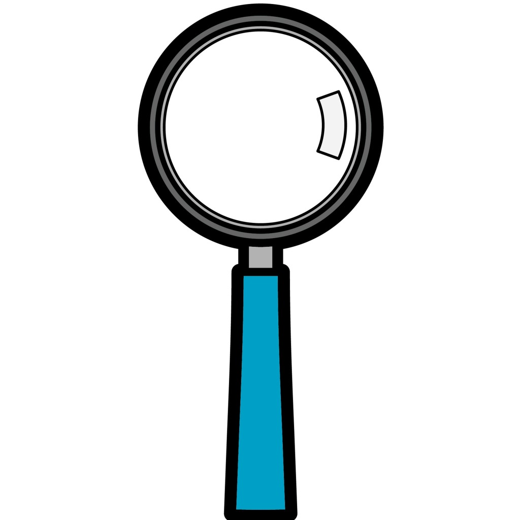 Detective Clipart Magnifying Glass