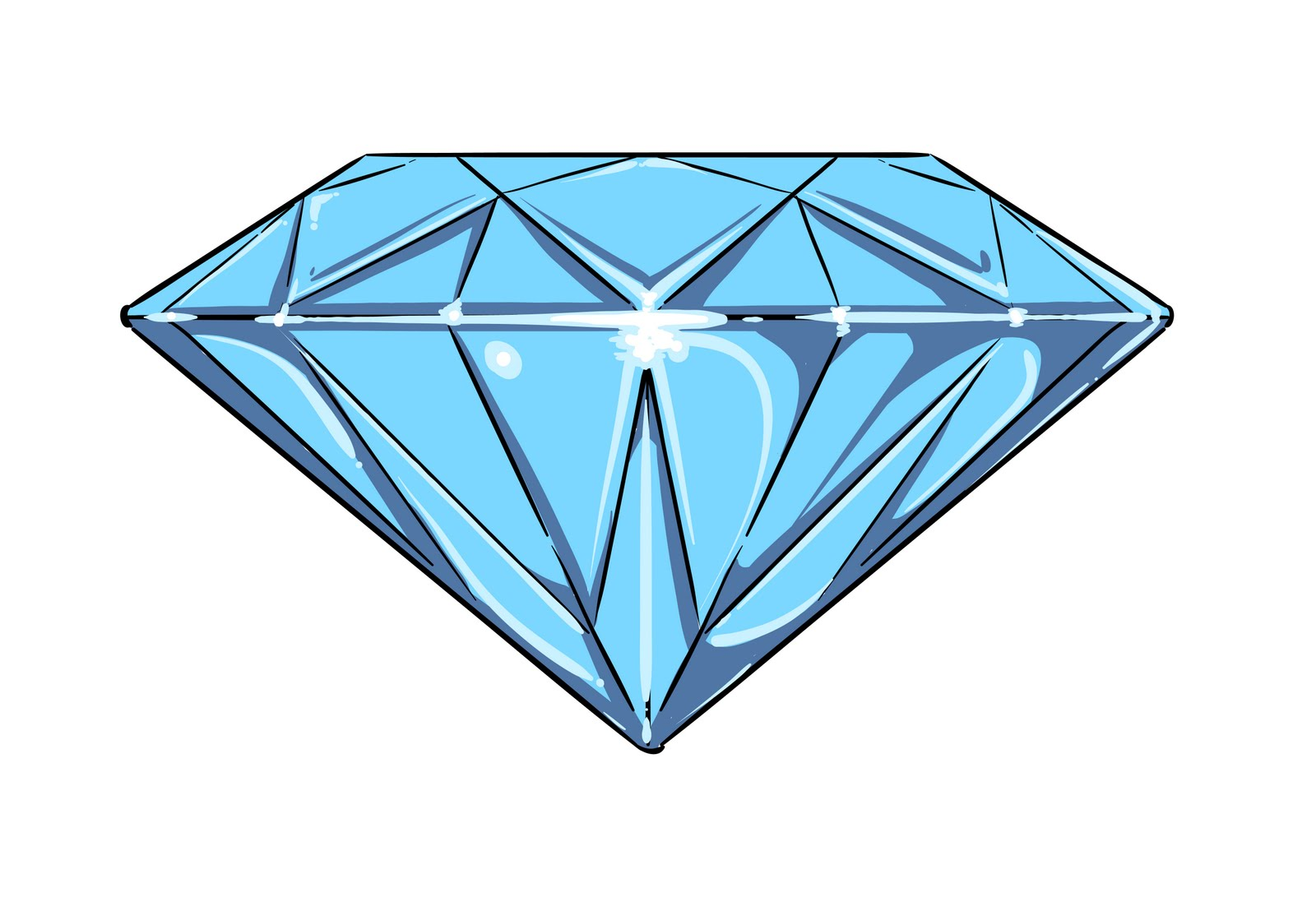 Best Diamond Clip Art #5957 - Clipartion.com