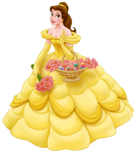 Disney Princess Belle Cartoon Clipart Free Clip Art Images