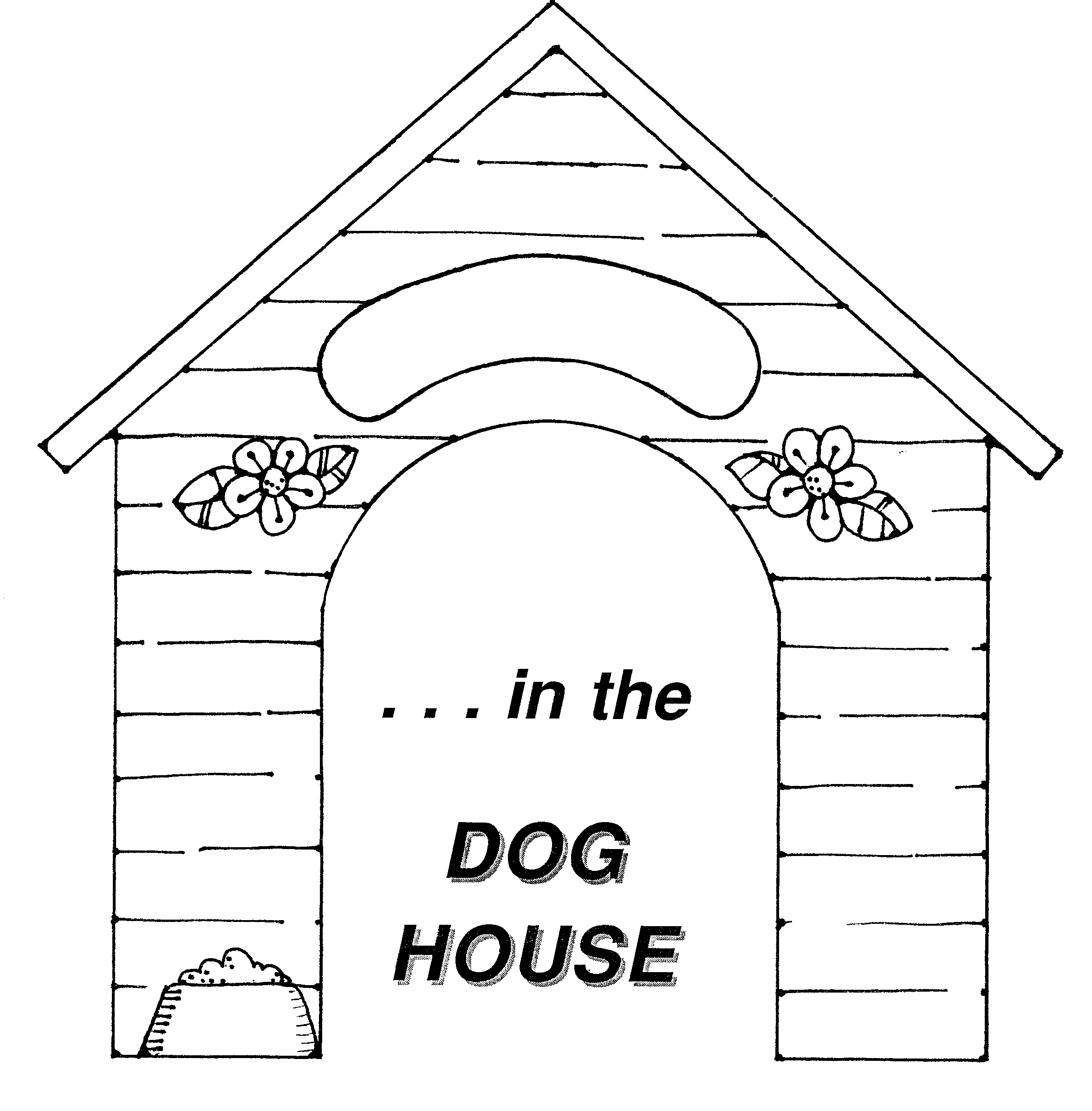 Dog House Clipart Free Clip Art Images