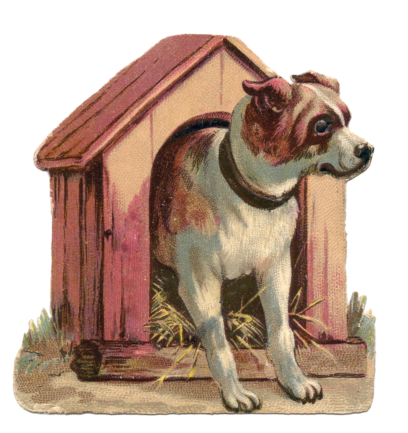 Best Dog House Clipart #17706