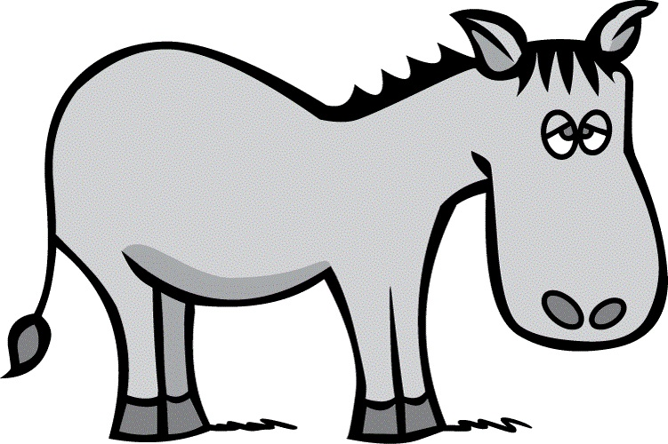 Donkey Clipart Free Clipart Images