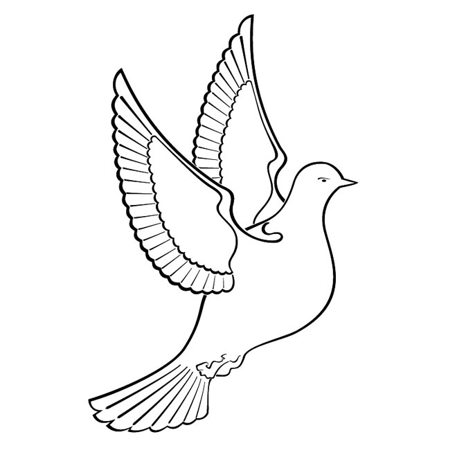 Dove Clipart Free Vector Freevectors