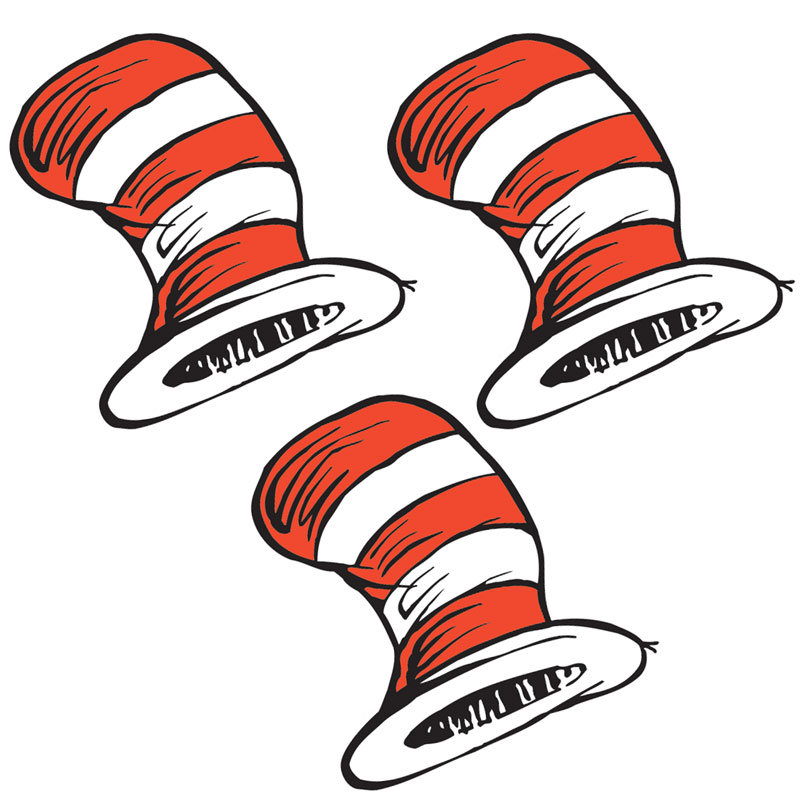 Cat In The Hat Clip Art - Clipartion.com