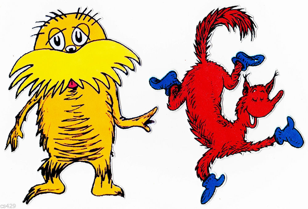 Dr Seuss Characters Clip Art Clipart Free Clipart