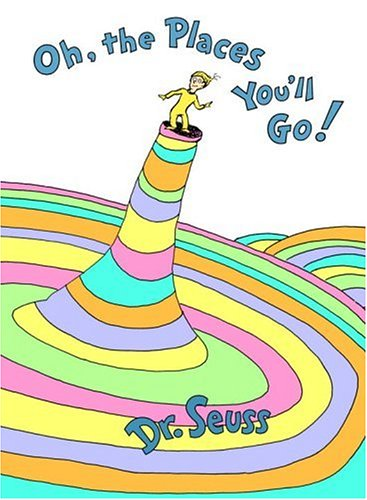Dr Seuss Places Youll Go