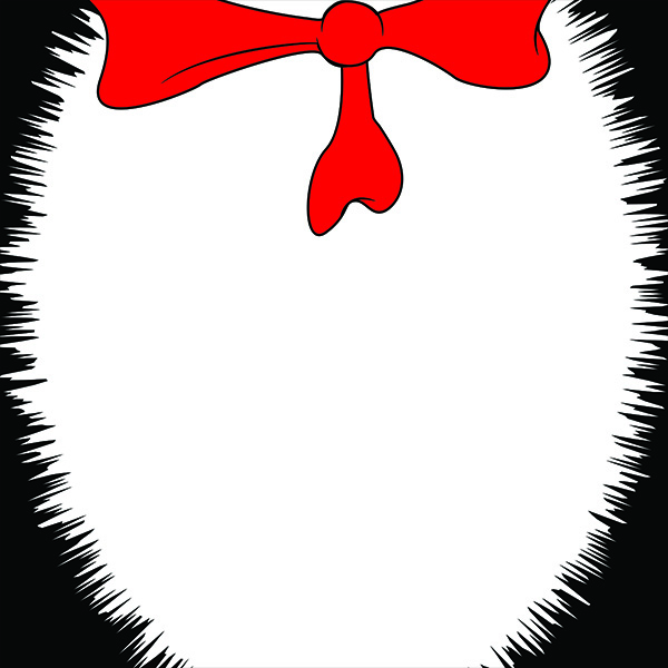 Dr Seuss Border - Clipartion.com