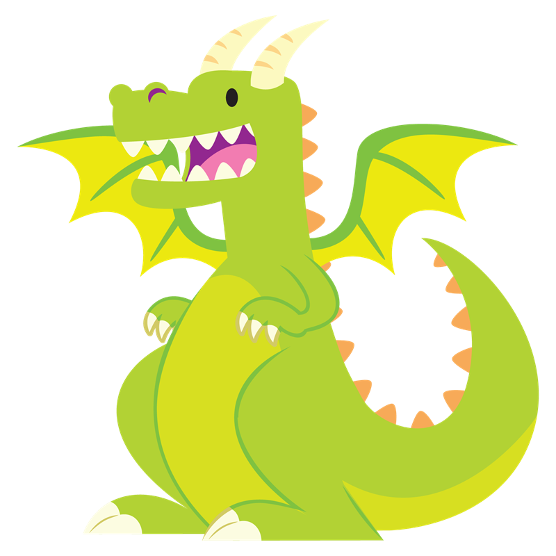 Dragon Clipart Black And White Free Clipart Images
