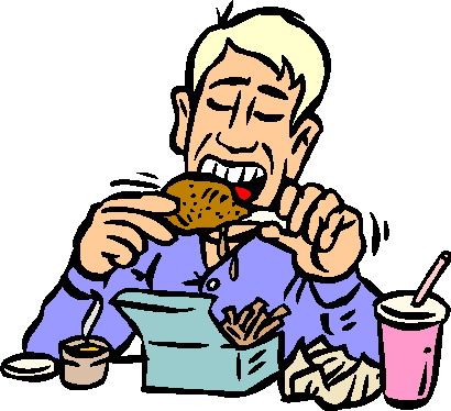 Eat Lunch Essens Clipart Free Clip Art Images