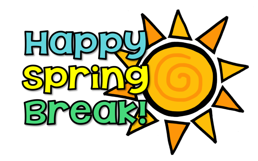 spring vacation clipart - photo #11