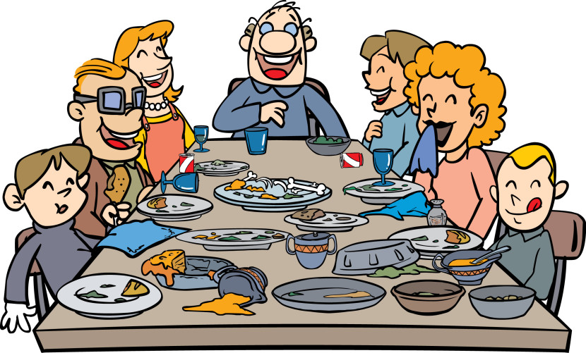 Best Dinner Clipart #13520 - Clipartion.com