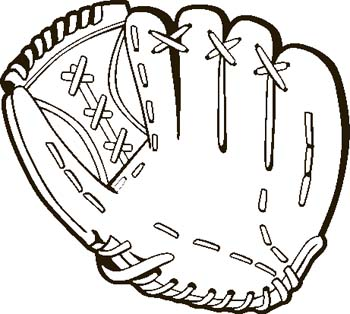 Engraving Creations Clipart Softball