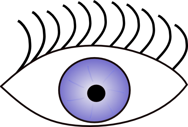 Eye Clip Art At Vector Clip Art Online Royalty Free